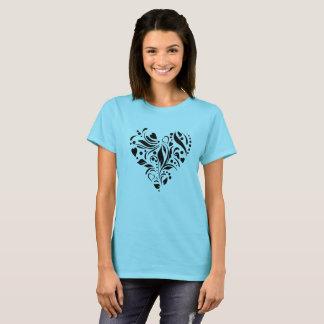 Heart-love-Women's- T-Shirt
