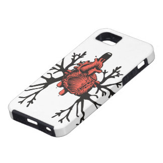 Heart & Lungs iPhone 5 Case