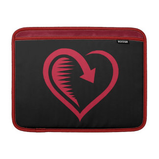 Heart Macbook Air Sleeve