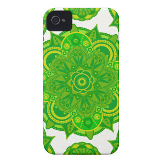 Heart Mandala iPhone 4 Covers