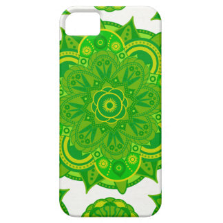 Heart Mandala iPhone 5 Cover