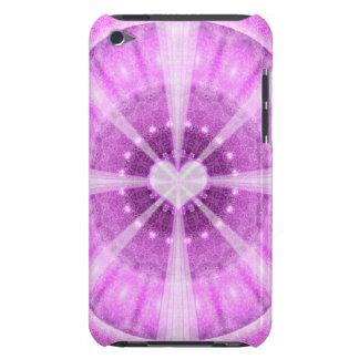 Heart Meditation Mandala Barely There iPod Case