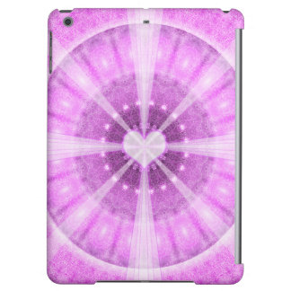 Heart Meditation Mandala iPad Air Case