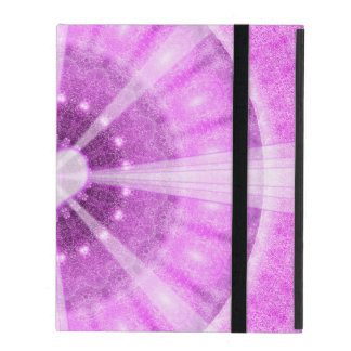 Heart Meditation Mandala iPad Case