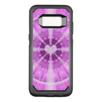Heart Meditation Mandala OtterBox Commuter Samsung Galaxy S8 Case
