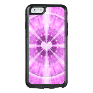 Heart Meditation Mandala OtterBox iPhone 6/6s Case