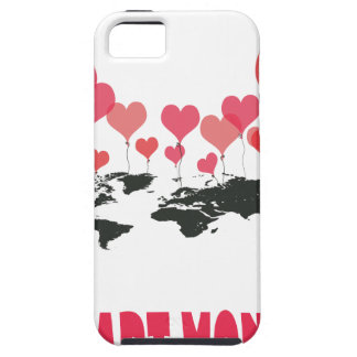 Heart Month - Appreciation Day iPhone 5 Case