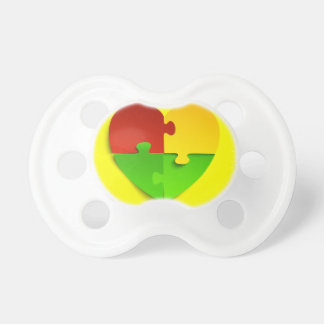 Heart Month - February - Appreciation Day Pacifier