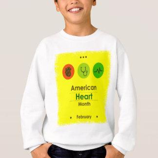 Heart Month February - Appreciation Day Sweatshirt