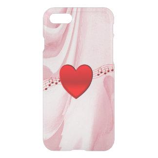 Heart Music iPhone 8/7 Case