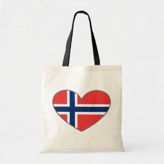 heart norway bag