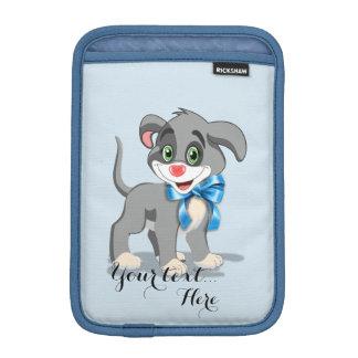 Heart Nose Puppy Cartoon iPad Mini Sleeve