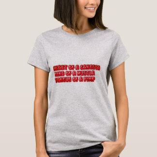 Heart Of A Gangsta T-Shirt