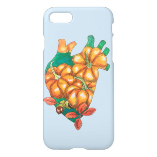 heart of autumn iPhone 8/7 case