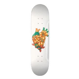 heart of autumn skate decks