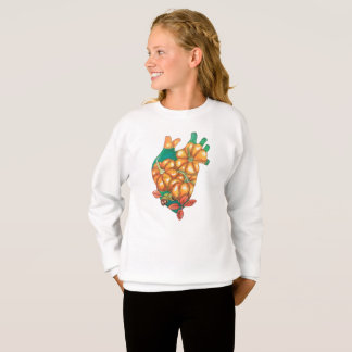 heart of autumn sweatshirt