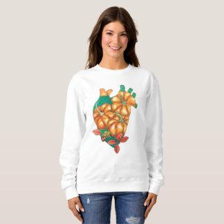 heart of autumn sweatshirt