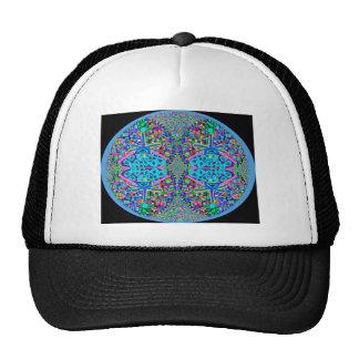 Heart of Blue Diamonds V3 Trucker Hat
