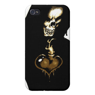 Heart Of Darkness Cover For iPhone 4