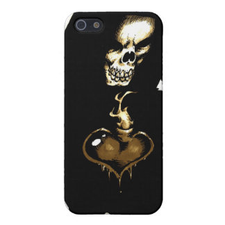 Heart Of Darkness iPhone 5/5S Covers