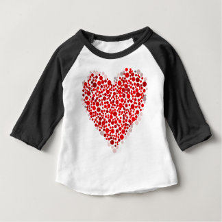 Heart Of Dots Baby T-Shirt