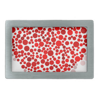 Heart Of Dots Belt Buckle