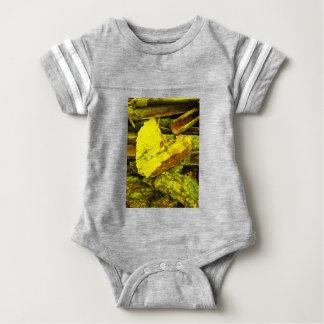 heart of gold baby bodysuit
