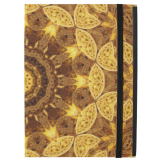 "Heart of Gold Mandala iPad Pro 12.9"" Case"