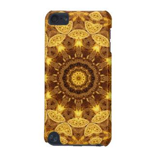 Heart of Gold Mandala iPod Touch 5G Case