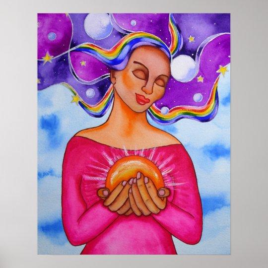 Heart of Healing Poster