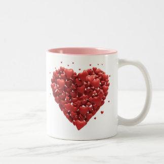 Heart of Hearts Valentine's Day Gift Mug