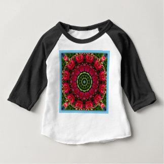 Heart of Heaven 01, Nature Mandala Baby T-Shirt