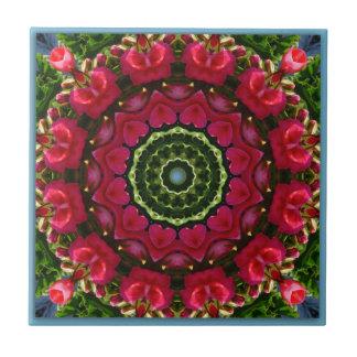 Heart of Heaven 01, Nature Mandala Tile