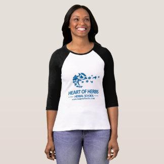 Heart of Herbs Herbal School Emerson Ringer T T-Shirt