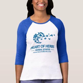 Heart of Herbs Herbal School Ringer T T-Shirt