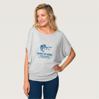 Heart of Herbs Herbal School Slouchy Shirt