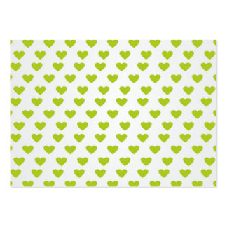 Heart of Love Business Cards