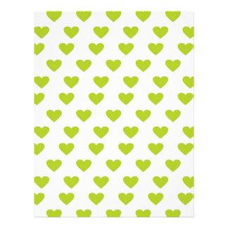 Heart of Love Custom Flyer