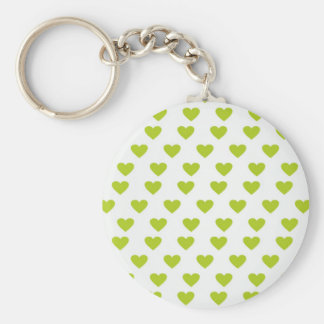Heart of Love Keychains