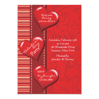 Heart of Mine Valentine's Day Party Invitation