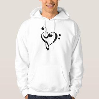 Heart of Music Hoodie