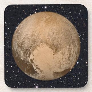 Heart of Pluto Starry Sky Coaster