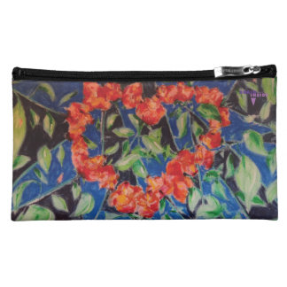Heart of Roses Cosmetic Bags