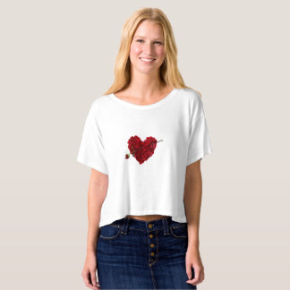 Heart of Roses Top