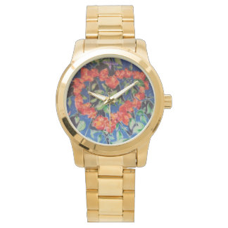Heart of Roses Watch