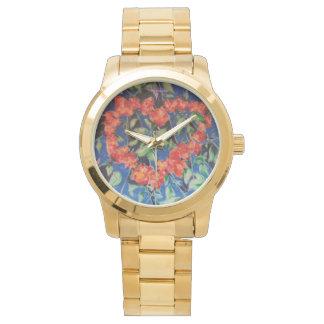 Heart of Roses Wrist Watch