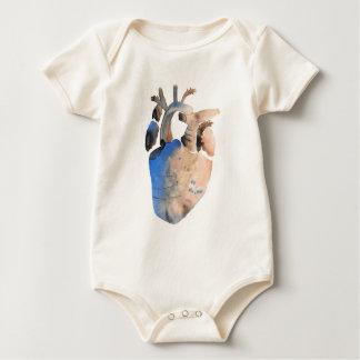 Heart of Stone Baby Bodysuit