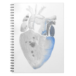 Heart of Stone Notebook