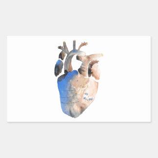 Heart of Stone Sticker
