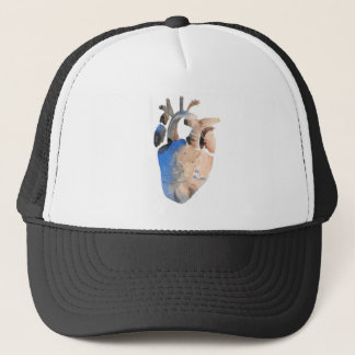 Heart of Stone Trucker Hat